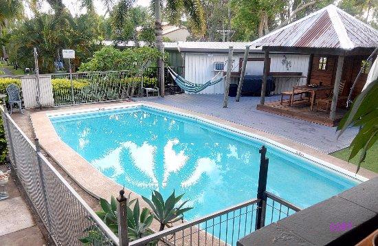 Cannonvale, Australia: swimming pool