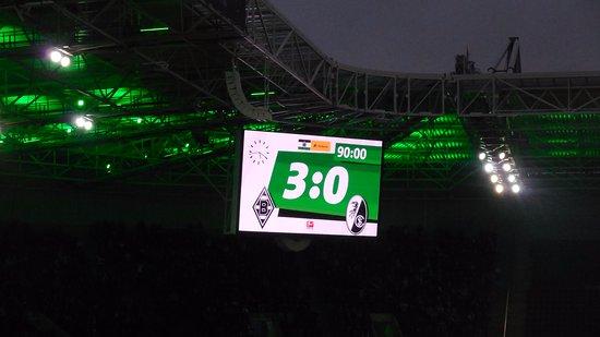 Borussia-Park : 3-0