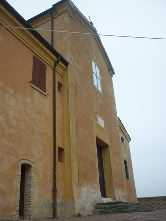 Savignano sul Panaro, Italië: la semplice facciata