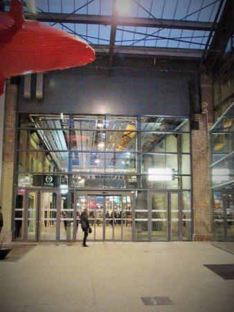Entr e 1 nouvelle porte install e en d cembre 2016 - Centre commercial les portes de chevreuse ...