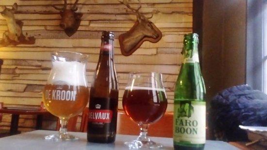 Louvain, Belgique : Bier