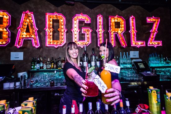 Badgirlz Barclub