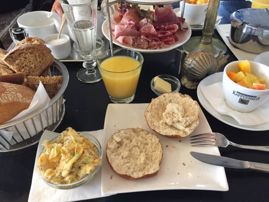 Tolles Frühstück Zu Teurem Preis Hagen Kaffee Kaffeehaus