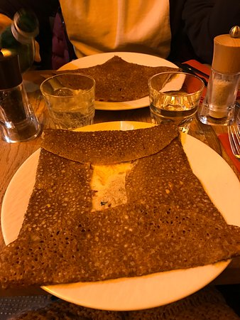 Photo of Creperie La Crêperie des pêcheurs at 27 Rue Saint André Des Arts, Paris 75006, France