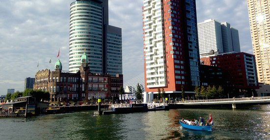 Sloepvaren Rotterdam