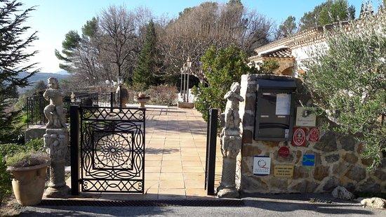Fayence, Frankrike: Front Gate