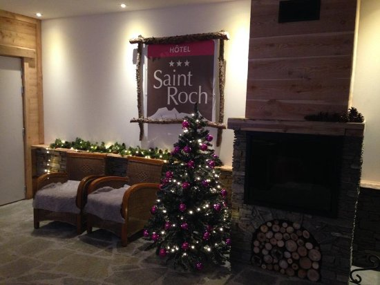 Hotel Saint Roch Puy Saint Vincent