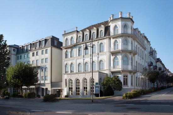 ‪Steigenberger Hotel Bad Homburg‬