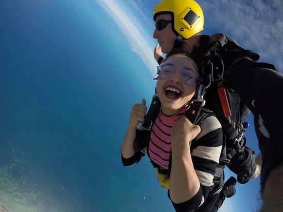 Glenelg, Australia: love flying like eagle