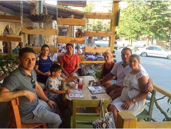 Mustafapasa, Turkiet: Anka Cafe & Patisserie