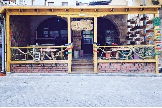Mustafapasa, Turcja: Anka Cafe & Patisserie