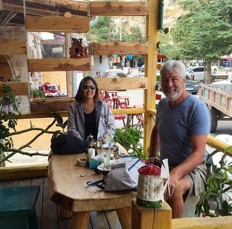 Mustafapasa, Turkey: Anka Cafe & Patisserie
