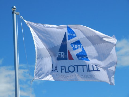 Prefailles, Γαλλία: Le Logo La Flottille, Préfailles