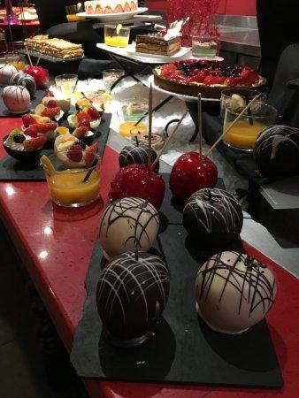 Peisey-Vallandry, Frankreich: Les desserts