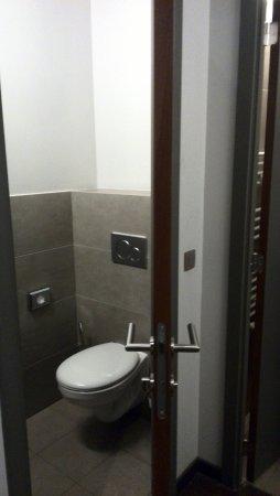 Saint-Jans-Molenbeek, Belgium: WC
