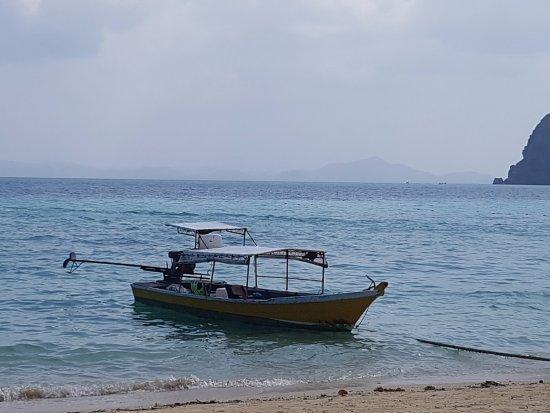 Ko Ngai, Tailandia: Barca hote per trasferimenti - Servizio a pagamento