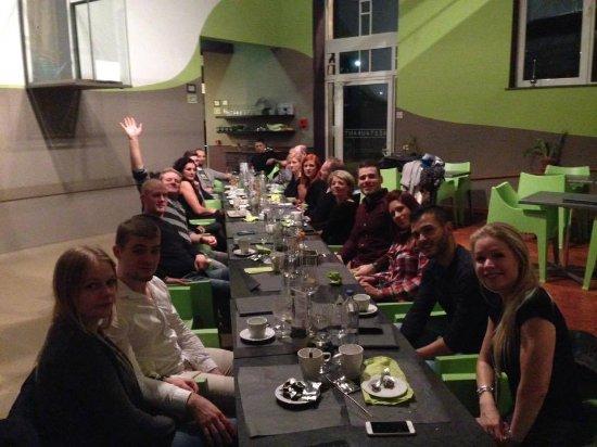 Flobecq, Bélgica: Soirée entre crossfiteurs