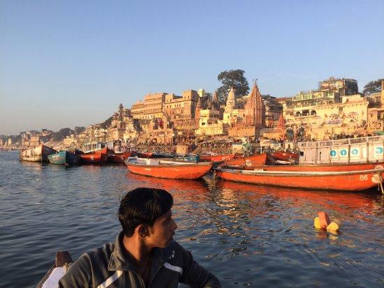 Virsa Travels: Morning Boat Ride in River Ganges, Varanasi