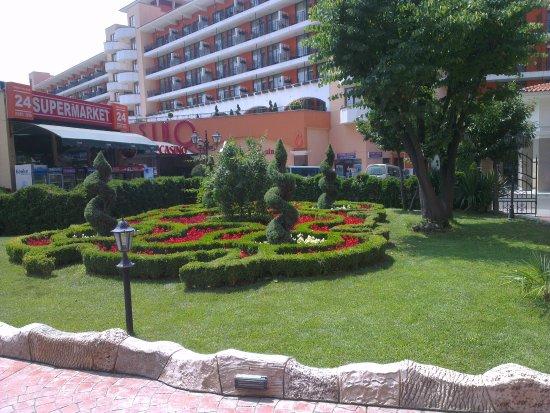 Hotel Mena Palace Bild