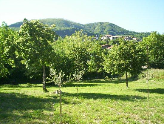 Bagnone, Itália: Giardino
