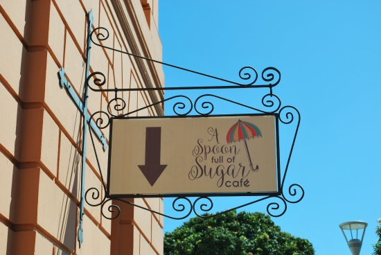 Maryborough, Australia: A Spoon Full Of Sugar cafe