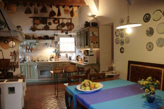 Monticchiello, Ιταλία: la nostra cucina