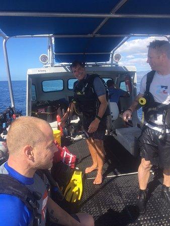Rainbow Scuba Hawaii: Dive trip 2.17