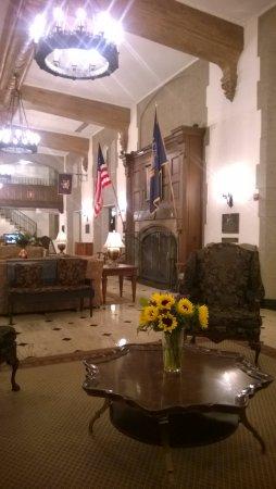 West Point, نيويورك: Lobby