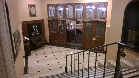 West Point, نيويورك: Entrance to MacArthur's Dining ROom