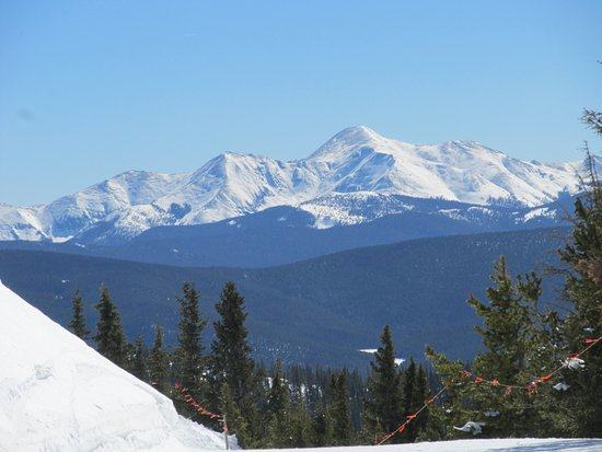 Monarch, CO: breath taking views from top of the continental divide