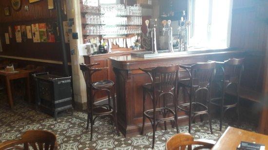 Wemmel, Belgium: Nog de originele toog van 1927