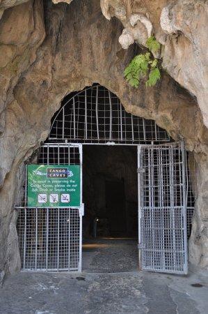Best Little Guest House: Cango Caves entrance.