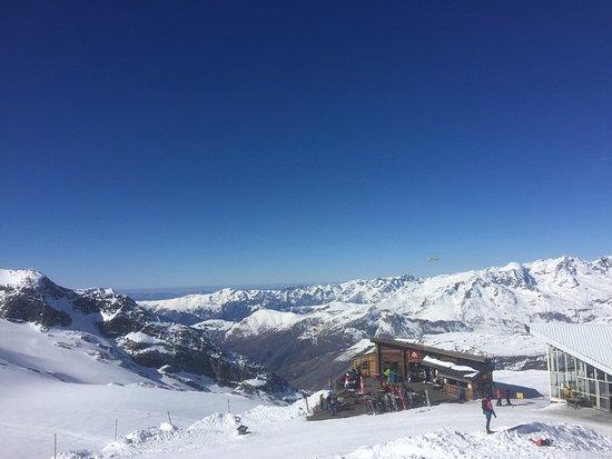 La Grave, France: Téléphérique des Glaciers de la Meije