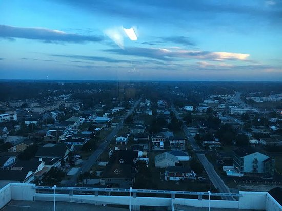 Wyndham Vacation Resorts Towers on the Grove: View from the 20th floor was amazing