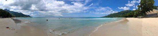 Coral Strand Smart Choice Hotel Seychelles : Spiaggia dell'hotel