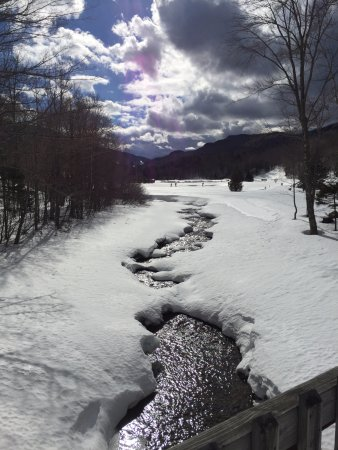 Gorham, NH: Along the trail 1