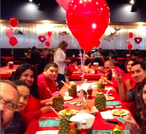 Smyrna, GA: El Dia de Amor y Amistad (Valentine's Day) dinner