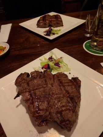 Castillo tapas y steaks: Steaks