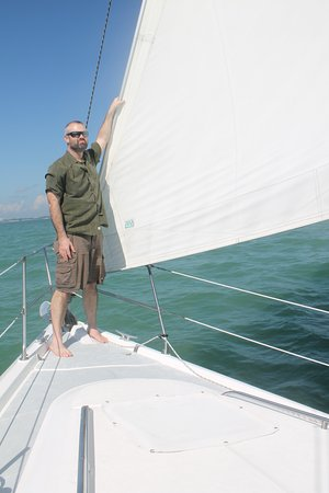Magic Wind Adventure Sailing Bild