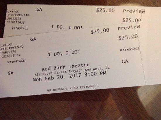 Red Barn Theatre : photo0.jpg