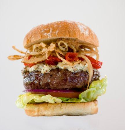 Ashburn, VA: Peppadew Prime Burger