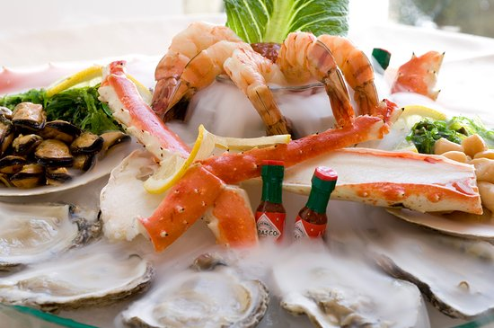 Ashburn, VA: Seafood Platter