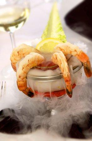 Ashburn, VA: Eddie's Smokin' Shrimp Cocktail
