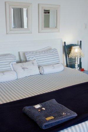 Shaka's Rock, South Africa: SHAKA'S SEAT - Beach Suite Bedroom.