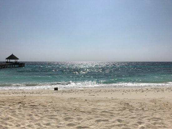 Hembadhu: Vivanta by Taj Coral Reef Maldives