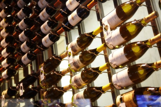 Ashburn, Virginie : Wine Wall