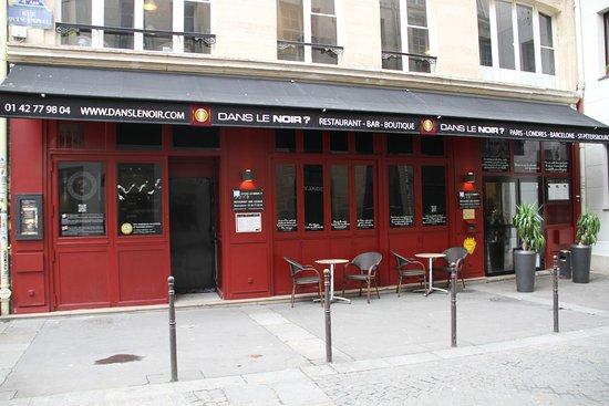 Photo of French Restaurant Dans le Noir ? at 51 Rue Quincampoix, Paris 75004, France