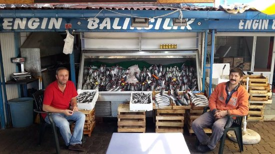 Eregli, Turquía: erdem ve tayfun