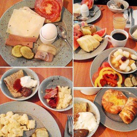 frukost buffé