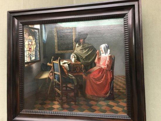 Gemäldegalerie: Veermer
